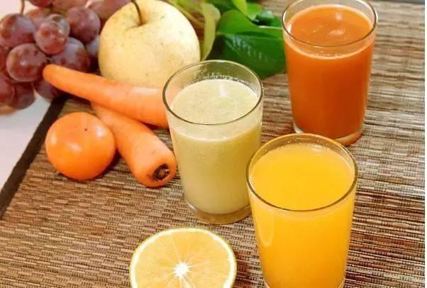 鲜榨果汁有哪四大问题?